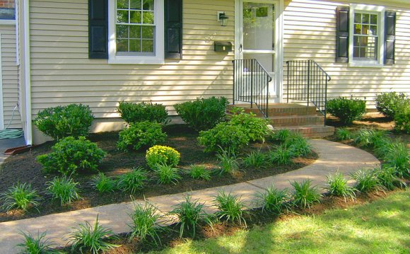 Image of: Landscaping Design