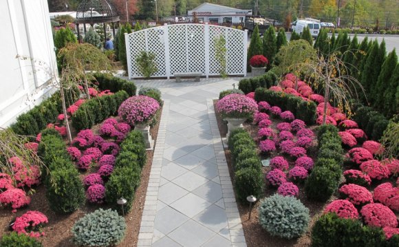 Formal Landscaping and Garden