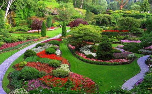 Garden Landscape Design FHOSC