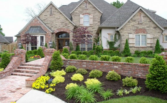 Home Landscape Design Ideas Of