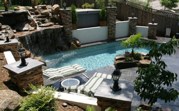 Nice Backyard Landscaping
