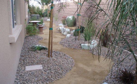 Landscape Design, Las Vegas NV