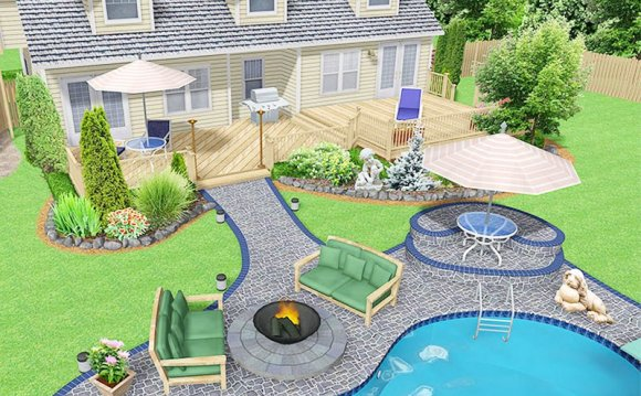 3d Home And Landscape Design