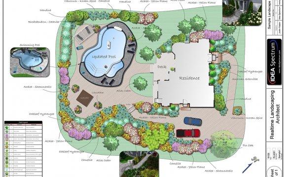 Create Detailed Landscape