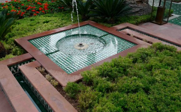 Landscape Fountains Design
