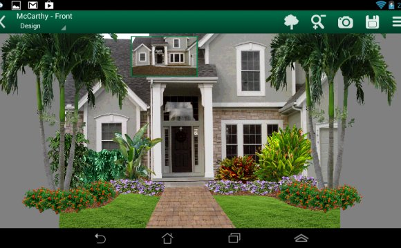 Free app for PRO Landscape