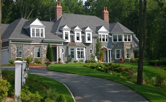 Shrewsbury Landscape Design