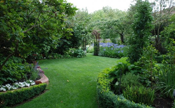 Side yard ideas landscape
