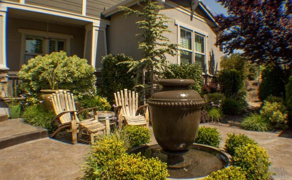 Landscape design Sacramento