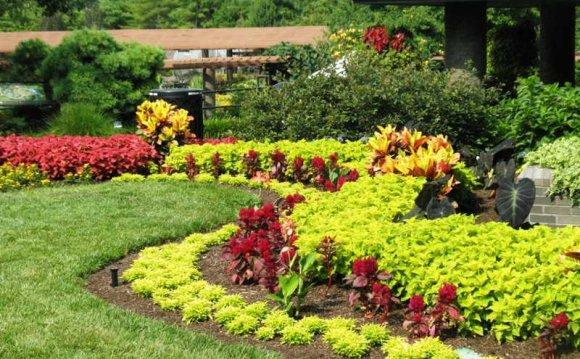 Landscape gardening salary