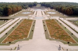 17th-century French landscape design principles