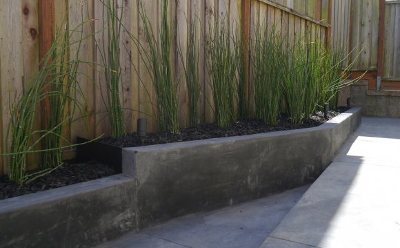 Landscape Design small Space