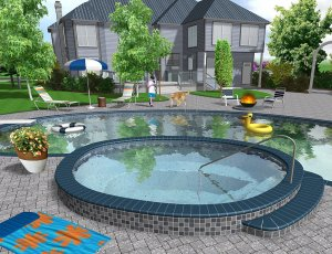 Advanced 3D Landscape Design Software by Idea Spectrum