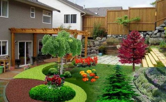Landscape Design Pictures Front Of house