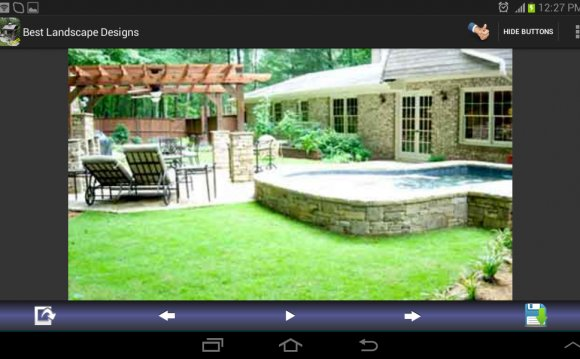 google landscape design software landscape design