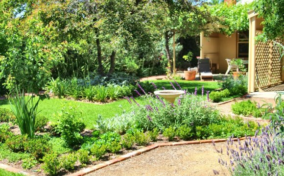Landscape design for Garden design adelaide