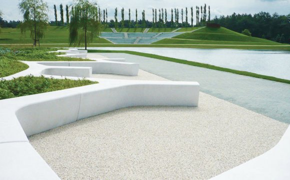 Landscape Furniture Design