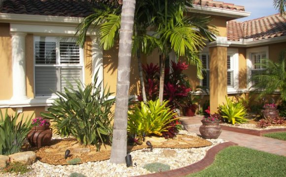 Florida Landscape Design Ideas