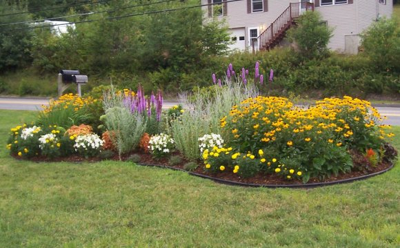 Flower Landscape Designs