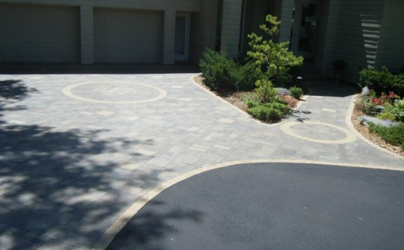 Landscape Pavers Design