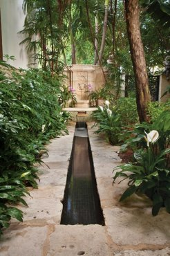 Italy Inspired: A South Florida Landscape SMI Landscape Architecture Palm Beach, FL