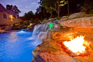 Landscape Architect Fire Pits Bergen County NJ 300x201 NJ Landscape Architecture Office