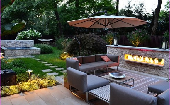Landscape Design Ideas for large backyards