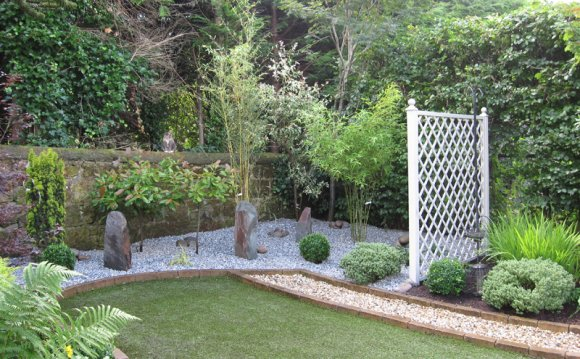 Low maintenance Landscape Design