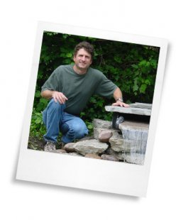 Michael Lockman, M.A., ecological Design. WEdesign Owner, designer, project manager.
