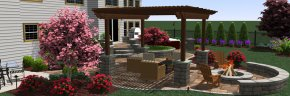 Our landscape design team of professionals will expertly create the garden of your dreams!