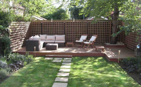 Landscape Design Front of House/