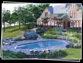 Landscape designs chicago landscape design for Premier landscape design