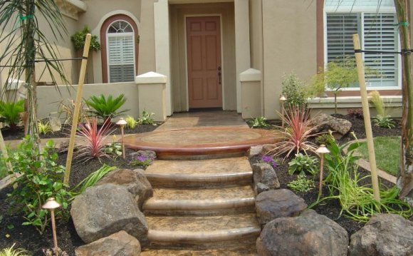 Driveway Landscaping Design Ideas
