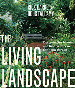 The Living Landscape Darke Book Cover 3.240