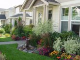Corner lot Landscape Design