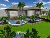 Free 3D Home and Landscape design software