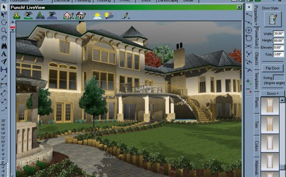 Best Home And Landscape design software