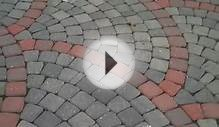 Chris Orser Landscaping; Paver Design Example