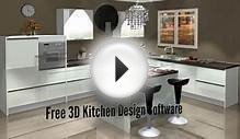 Free 3D Kitchen Design Software