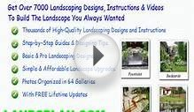free backyard landscaping ideas landscape design