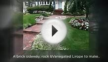 Front Yard Landscape Design For Porches and Yards