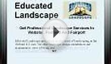 Get Landscaping Ideas From Educated Landscape Webster NY
