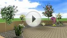 Ha Potami C Pan 22 v8 Secret Valley, 3D garden design