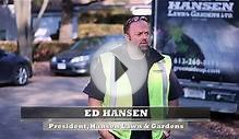 Hansen Ottawa - You deserve the best landscaping services
