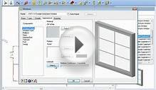 HGTV Home Design Software - Inserting And Adjusting Windows