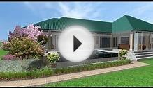 House Manfron - Underberg - Grounded Landscaping 3D design
