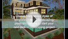 Landscape & Deck Design Software by Chief Architect Overview