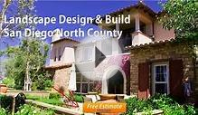 Landscape Design & Build San Diego North County