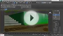 Landscape Design in 3D Max Part 01