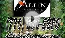 Landscaping Atlanta GA Allin Landscaping